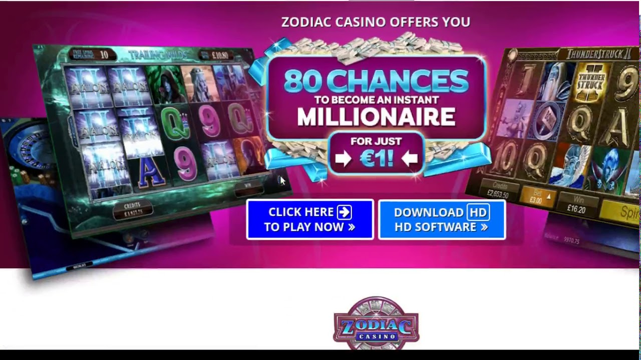 Zodiac Casino Test